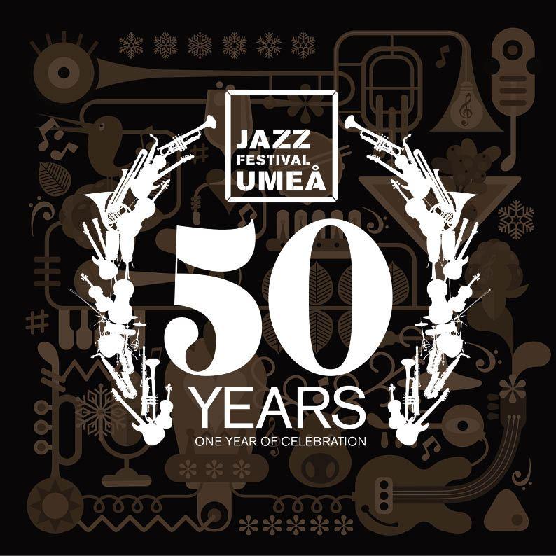 Umeå Jazzfestival fyller 50 år