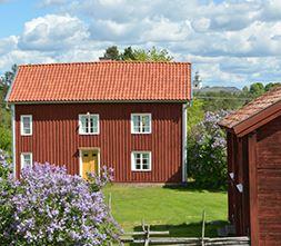 Utställning om Lofta på Åkerholm gård