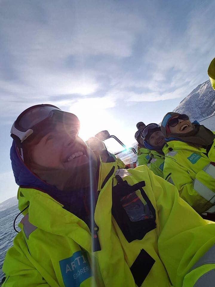 Kyst- og dyrelivsafari med RIB - Tromsø Safari