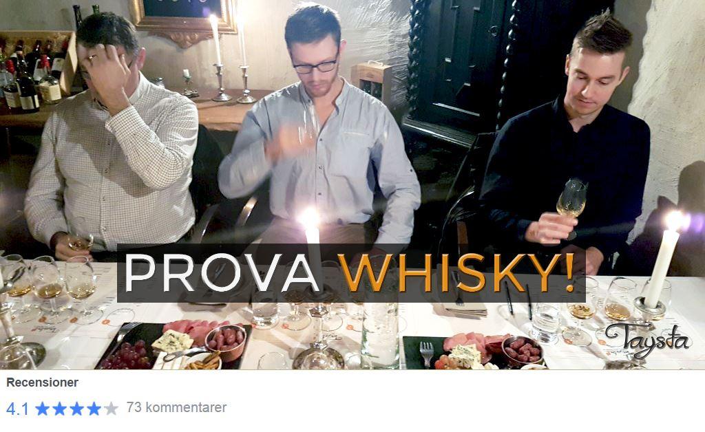 Taysta,  © Taysta, Whiskyprovning Gävle