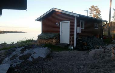 Mellanfjärden, Jättendal, Saltspannsviken