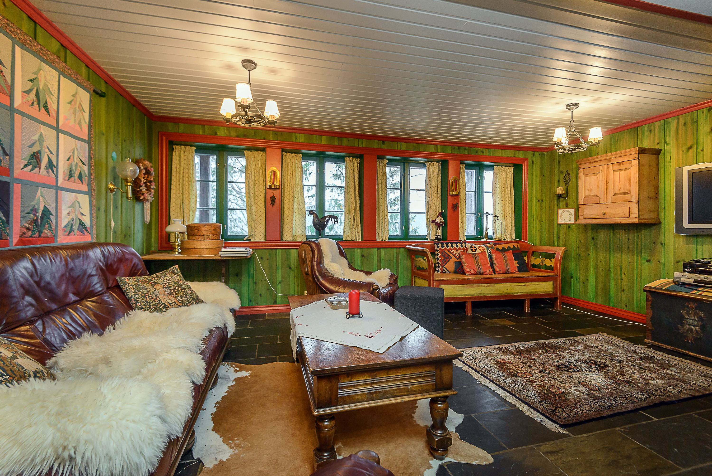 Høgtun cottage