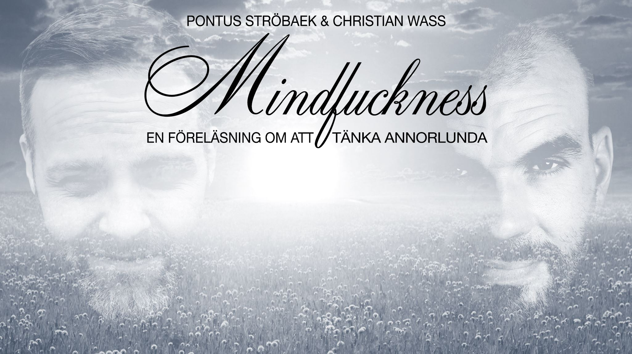 Föreläsning: Mindfuckness - en föreläsning om att tänka annorlunda