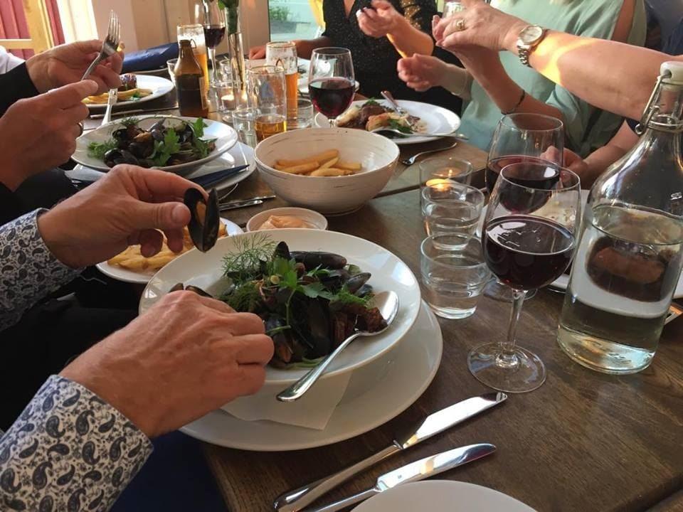 Restaurang Badholmen