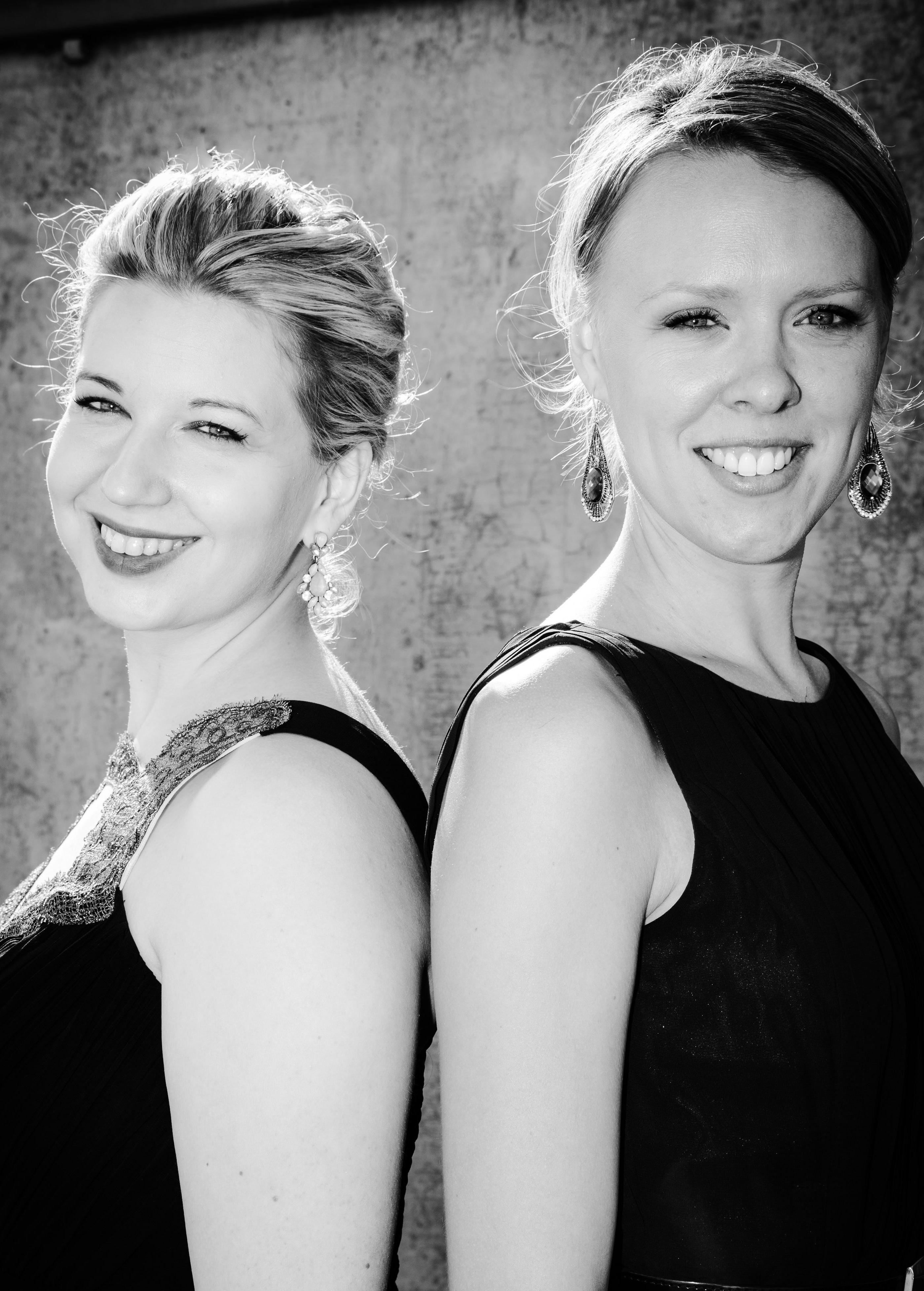 Kammarkonsert med Noora Karhuluoma & Ida Andersson