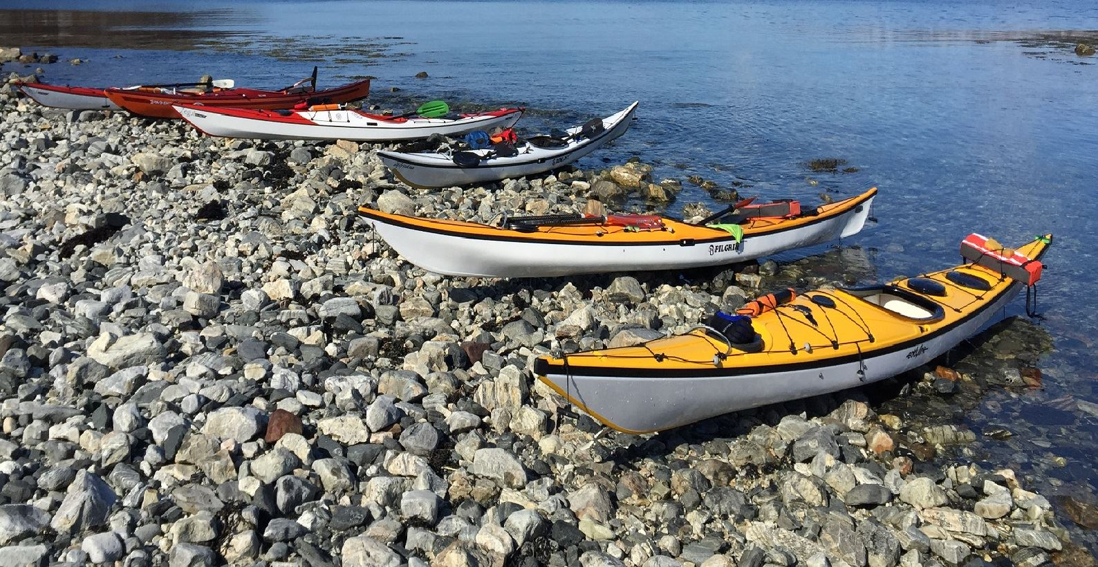 Kajakk dagstur på Kvaløya – Elements Arctic Camp
