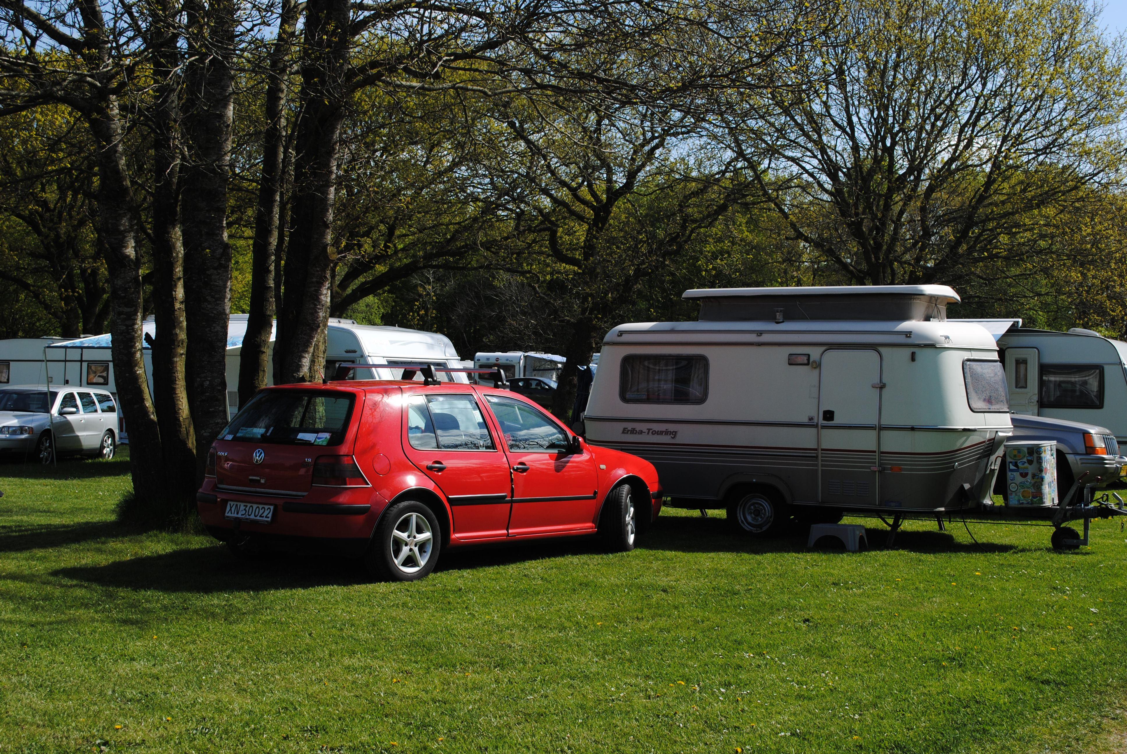 Genner Hoel Pandekagehus og Camping
