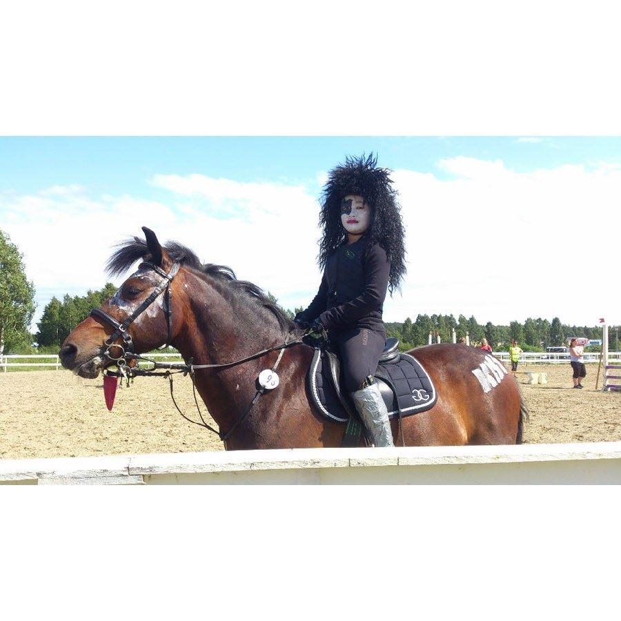 Söderhamnshoppet, 3 dagars lokal/regional ponnyhopptävling med ös!
