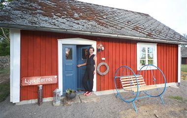 Lyckatorpet in Skäggalösa