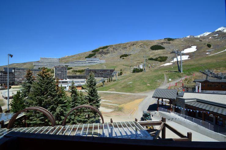 4 Pers Studio ski-in ski-out / CHANTENEIGE 507