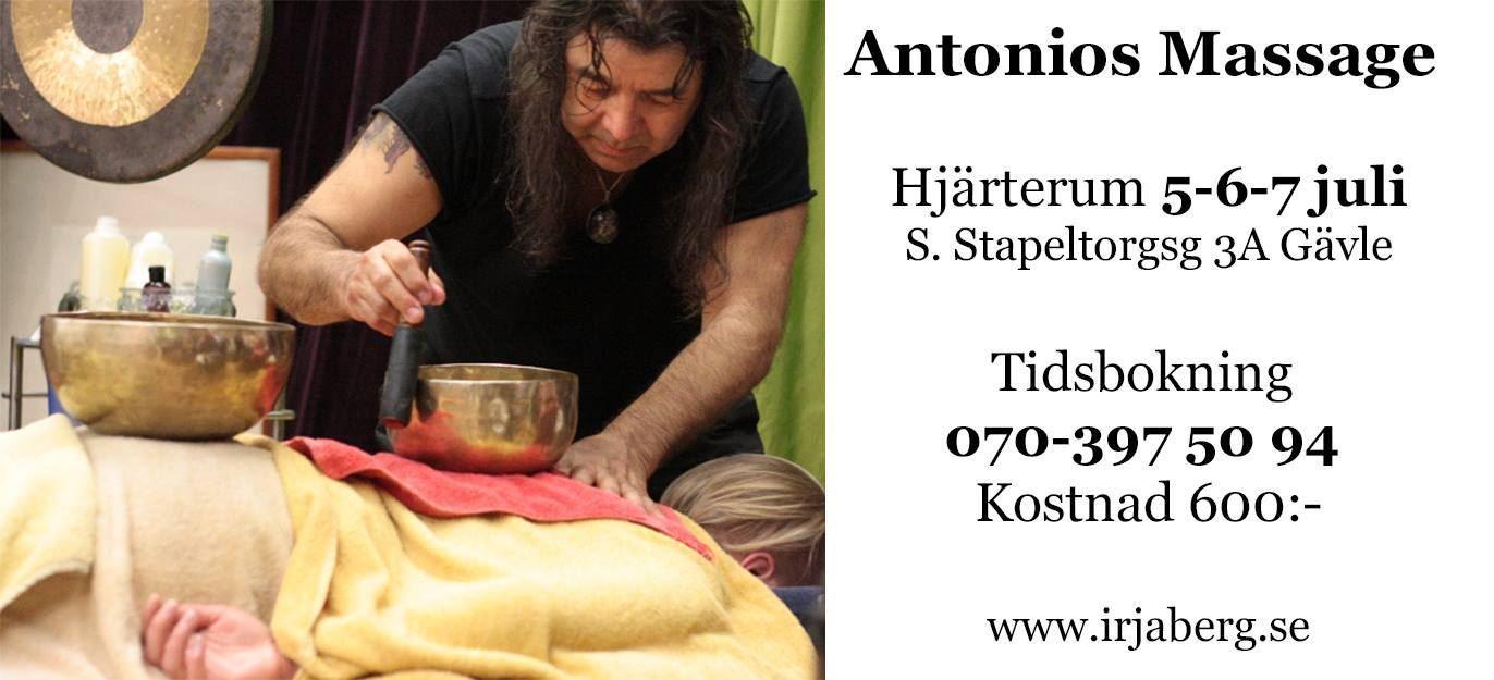 Antonios massage
