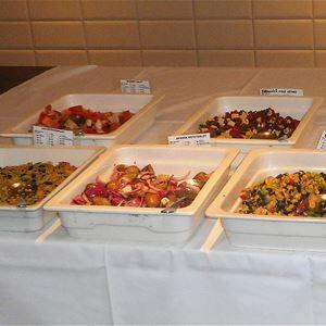 Summer buffet