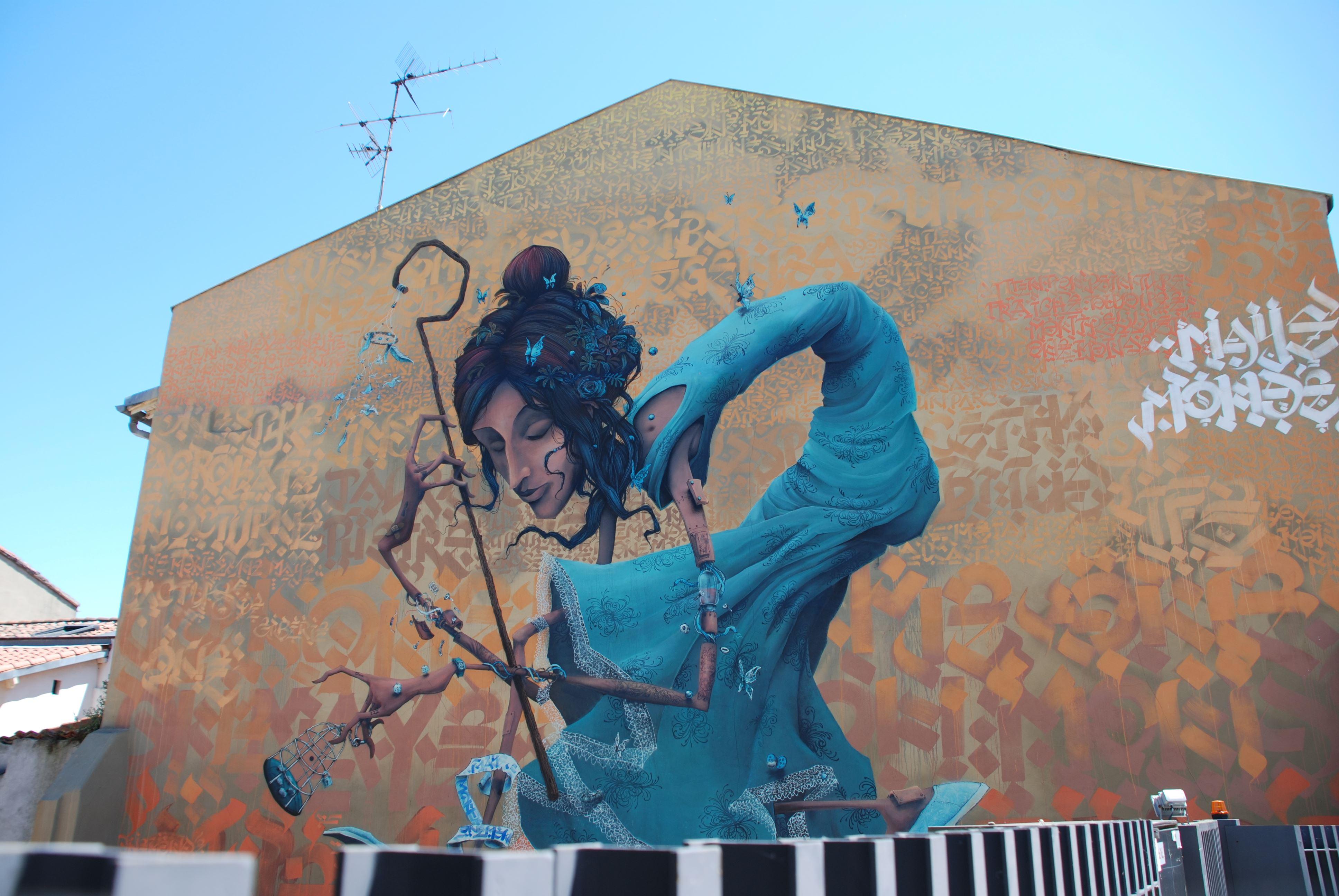 Graff tour