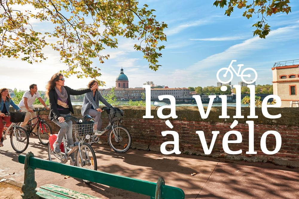 La ville à vélo