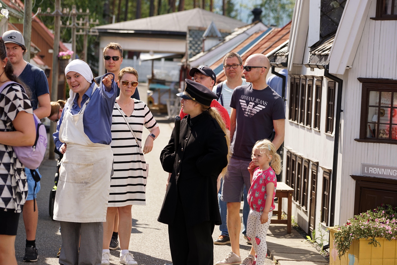 Dagsprogram Lilleputthammer familiepark