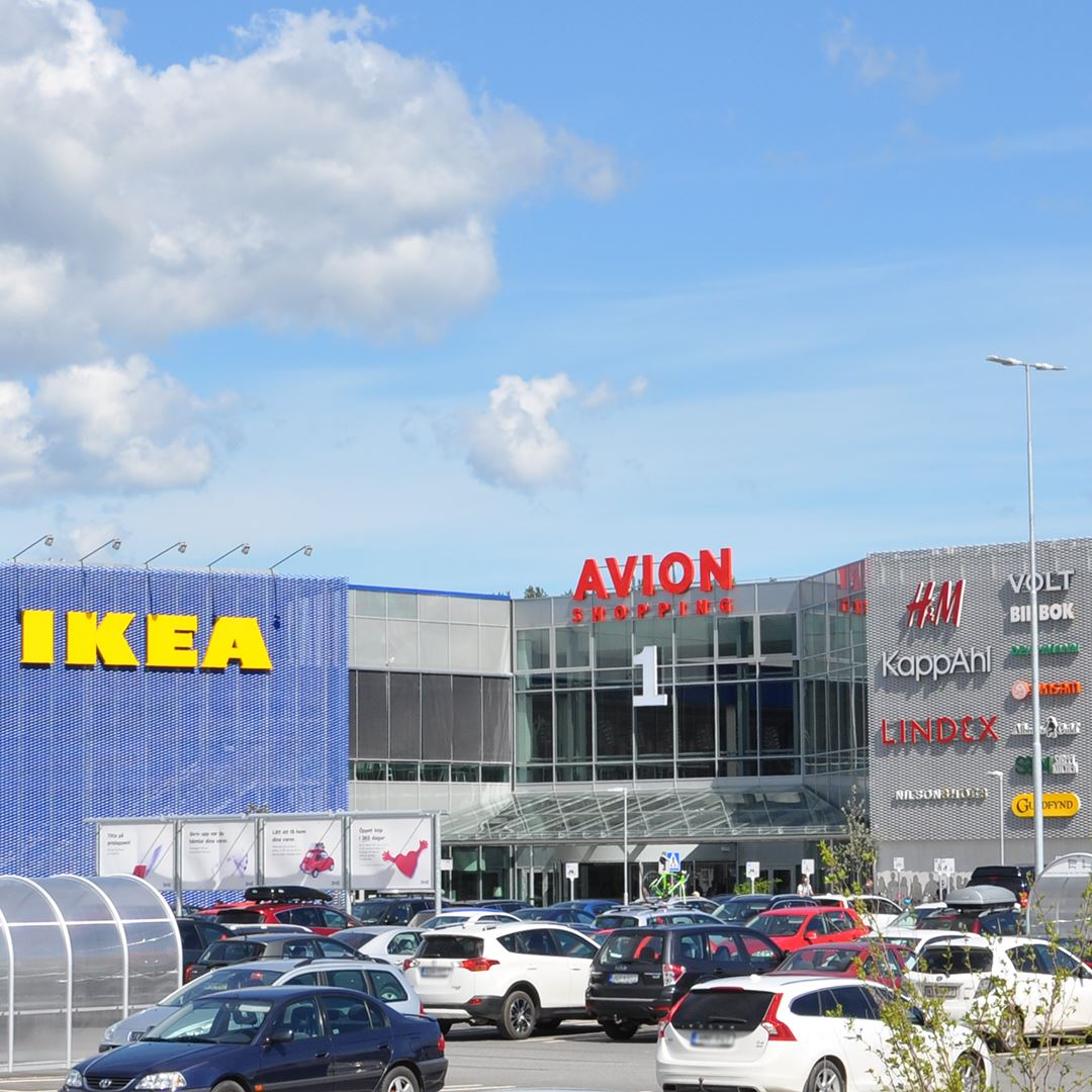 IKEA / Avion shopping