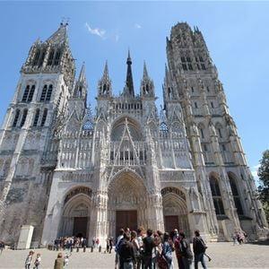 L'express de Rouen (visite guidée)