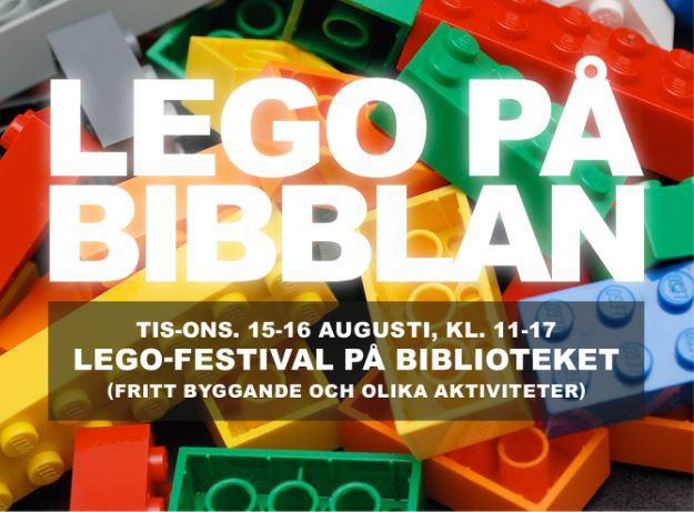 Sommarlovsaktiviteter på Söderhamns Stadsbibliotek