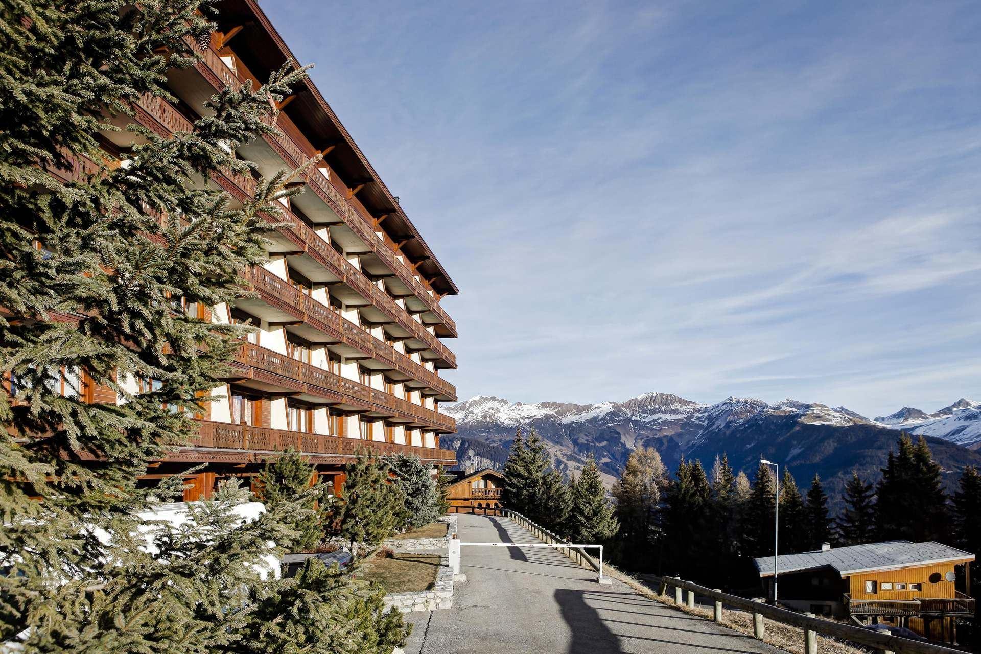 3 pièces 6 personnes skis aux pieds / SOLEIL LEVANT B77/78 (Montagne)