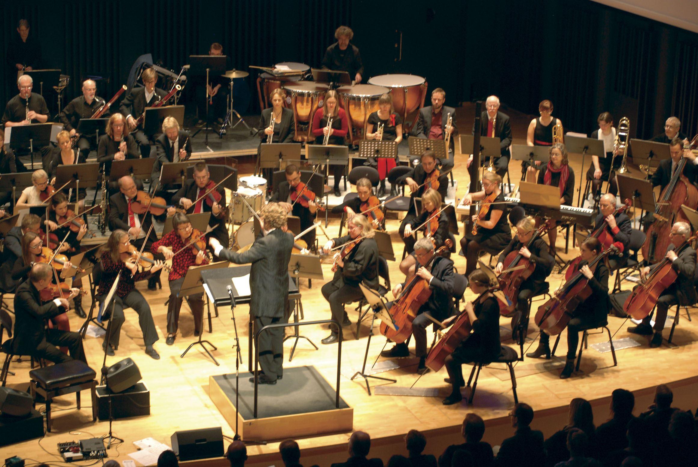 Umeå Music Society November concert