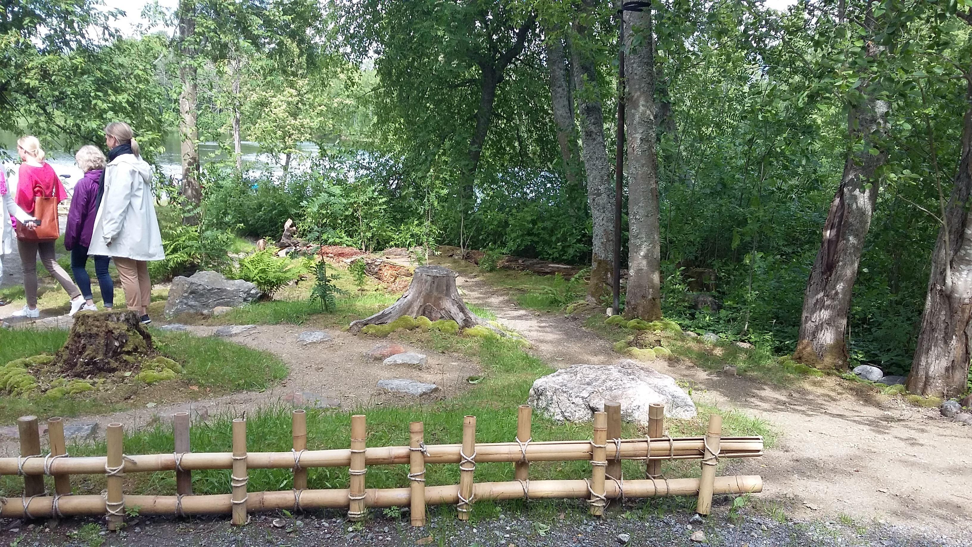 Mossträdgården