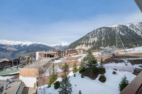 1 studio 4 personnes skis aux pieds / RESIDENCE 1650 51 (montagne)