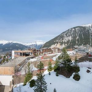 1 studio 4 people ski-in ski-out / RESIDENCE 1650 51 (Mountain of Charm)