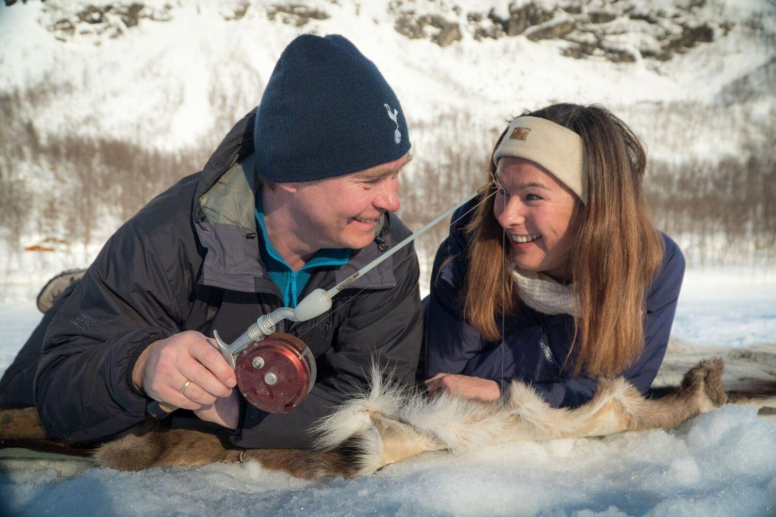 Best Bevarte Hemmelighet: Isfiske - Tromsø Safari