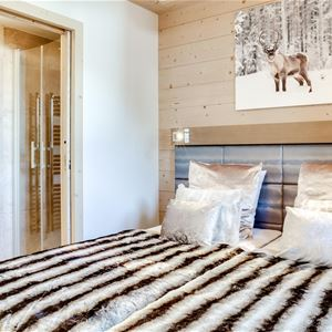 4 rooms 6 people / CARRE BLANC 121 (Mountain of Dream) / Tranquillity Booking
