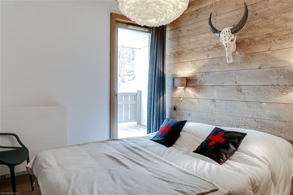 3 rooms 6 people / CARRE BLANC 243 (Mountain of Dream) / Tranquillity Booking