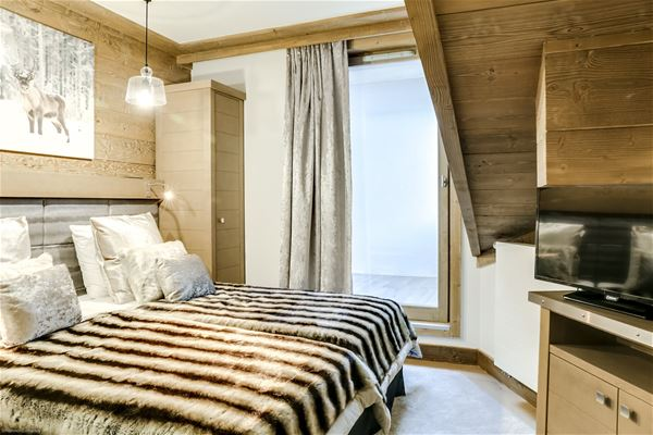 4 rooms 6 people / CARRE BLANC 140 (Mountain of Dream)