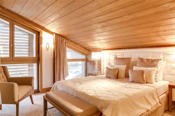 3 pièces cabine 6 personnes / CARRE BLANC 241 (Montagne de Rêve) / Séjour Sérénité