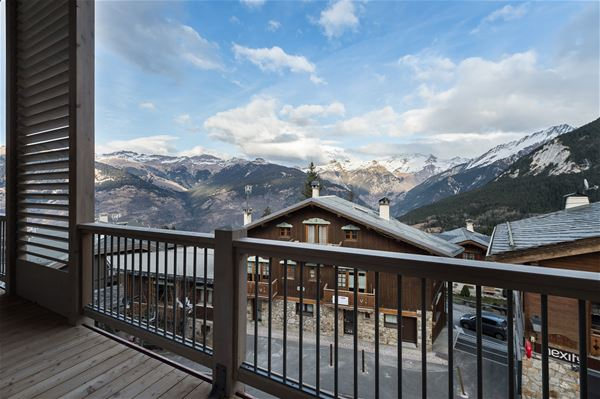 5 rooms 8 people / CARRE BLANC 242 (Mountain of Dream) / Tranquillity Booking