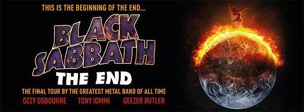 Black Sabbath - Live konsert