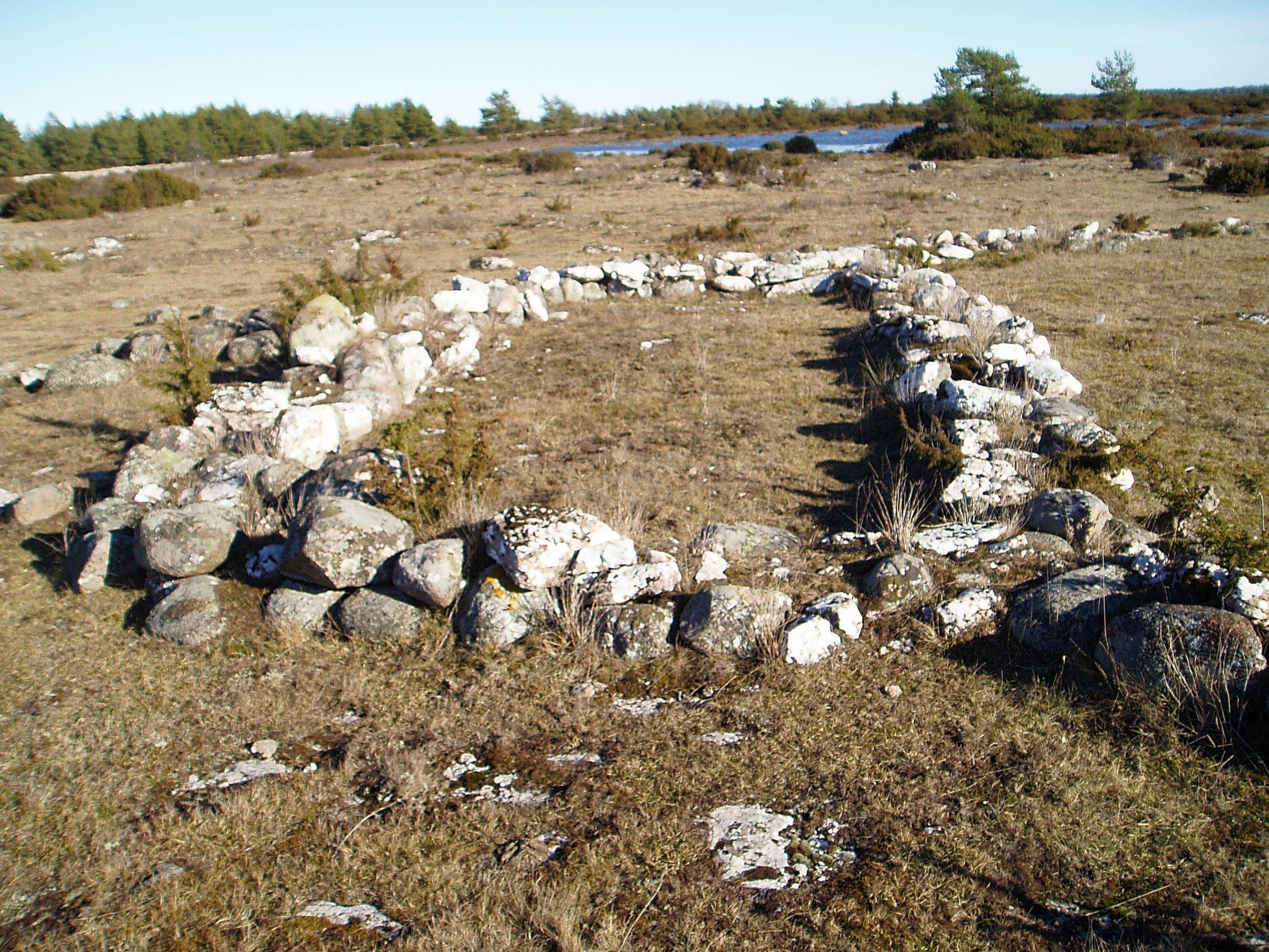 Järnåldersbebyggelsen vid Möckelmossen på Stora Alvaret.