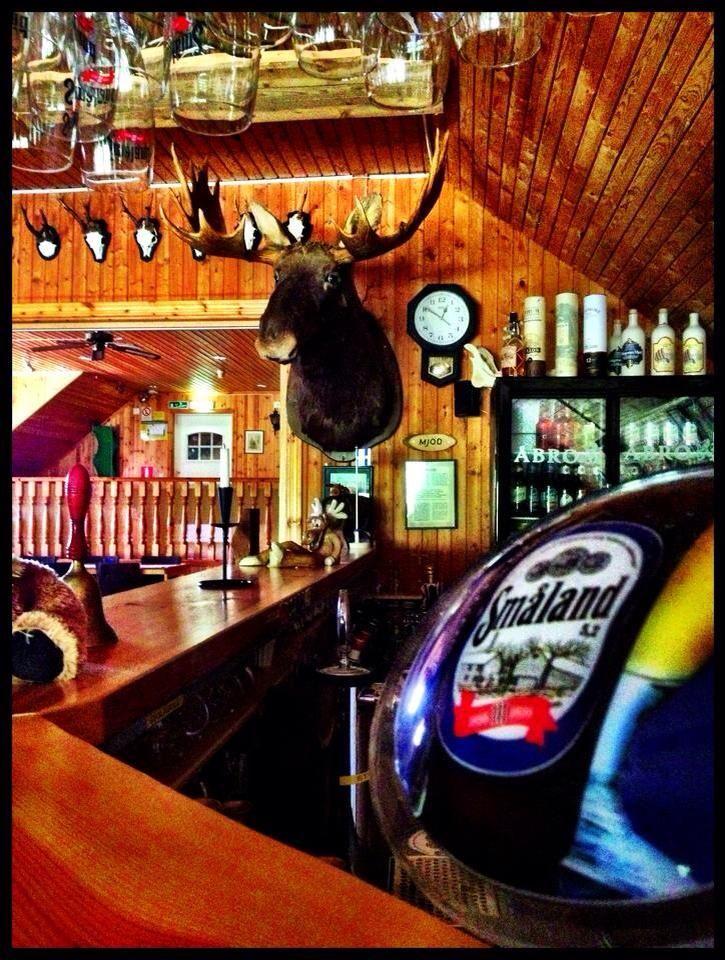 Pub-kvällar ute på Getnö