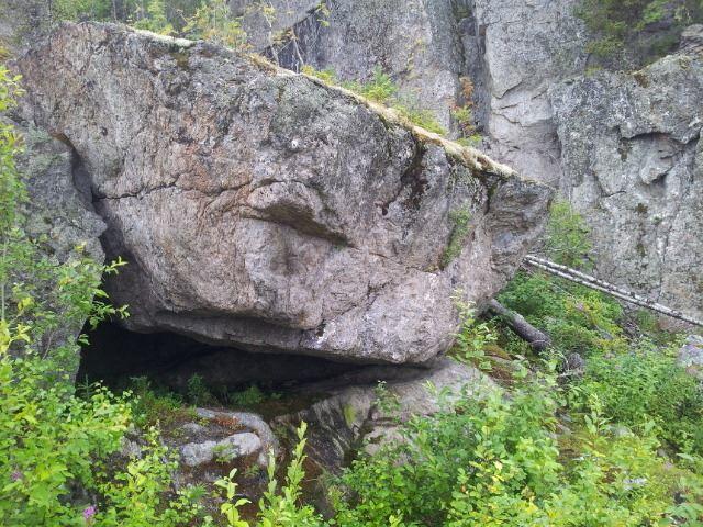 Mt Grottberget