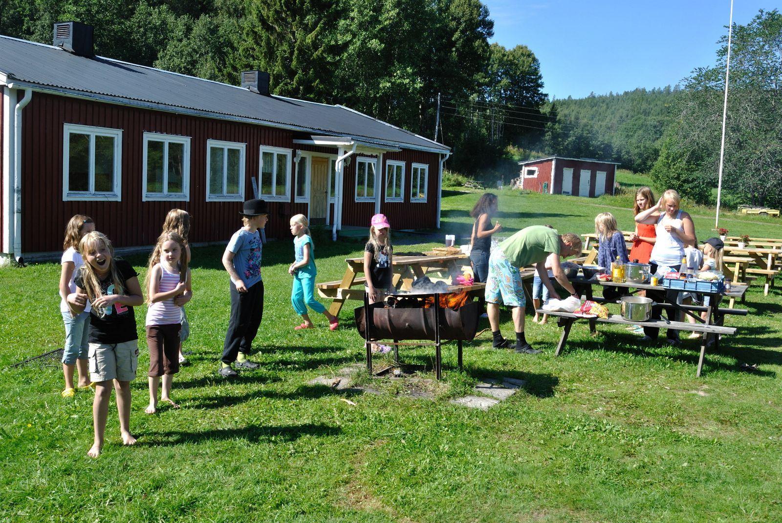 Aspnäs lägergård
