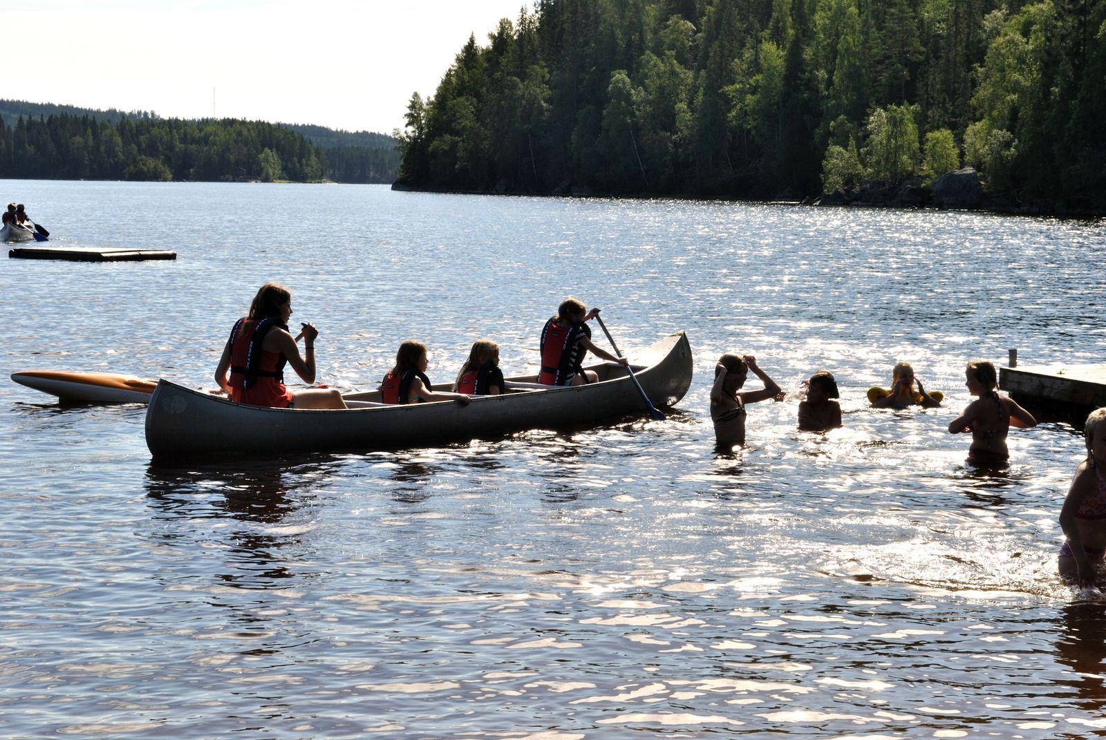 Aspnäs camp