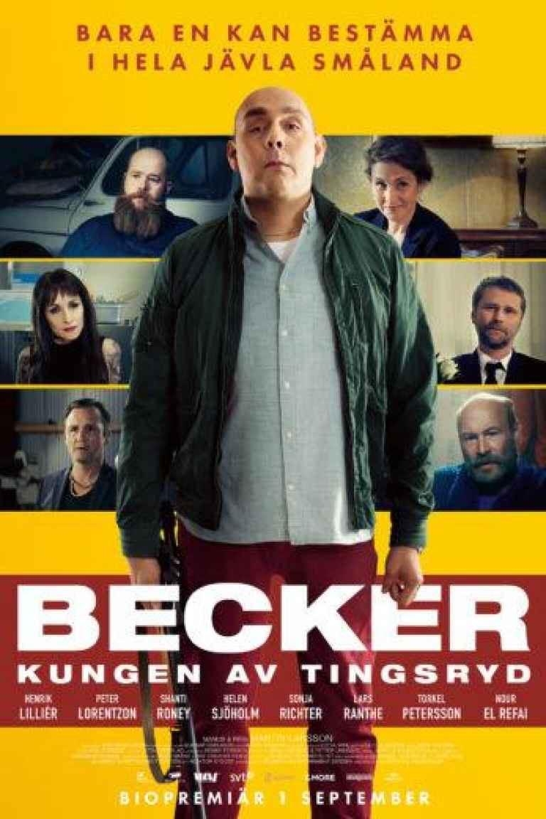 PREMIÄR! Becker - Kungen av Tingsryd