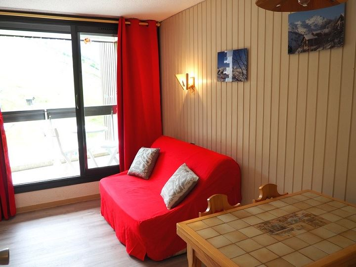 2 Room 4 Pers ski-in ski-out / GENEPI 32