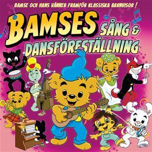 Bamses sång- och dansföreställning