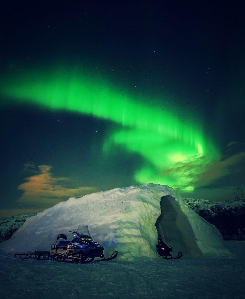 Is hotell: Tromsø's nyeste tilskudd - Destination Tromsø