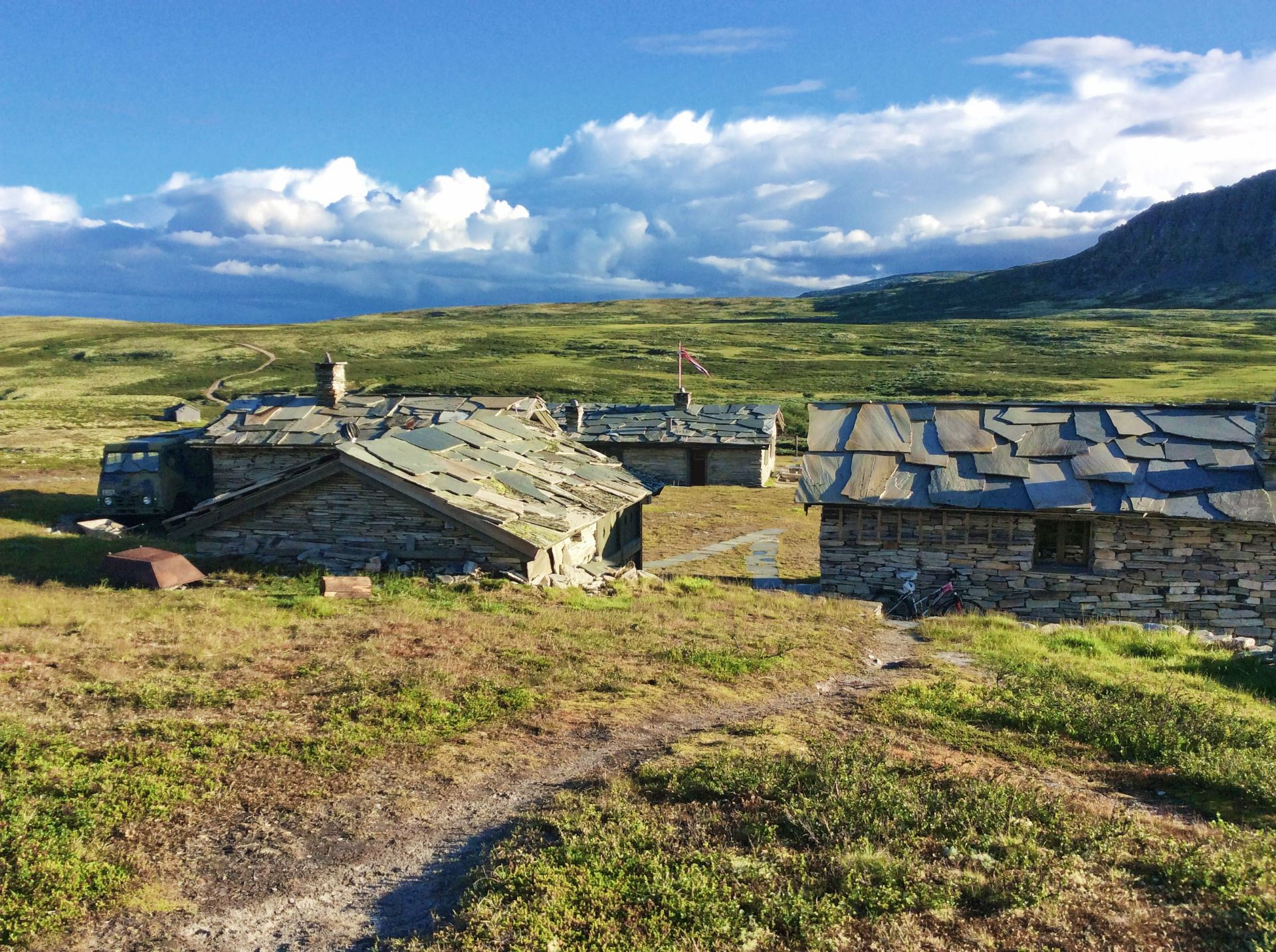 Stay at Peer Gynt cabin in Rondane National park