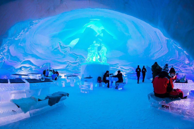 Ice hotel: Tromsø's latest attraction - Destination Tromsø