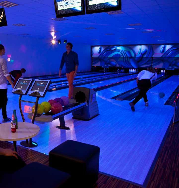 Bowling i Lofsdalen
