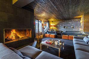 Hotel ski-in ski-out / HOTEL KAYA (4,5 Snowflakes
