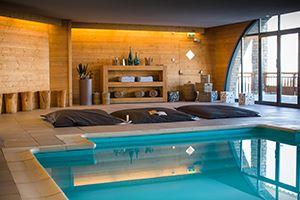 "Hôtel skis aux pieds / HOTEL KAYA (4,5 Flocons ""Or"")"