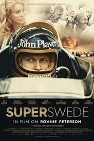 Bio i Konga: Superswede - en film om Ronnie Peterson