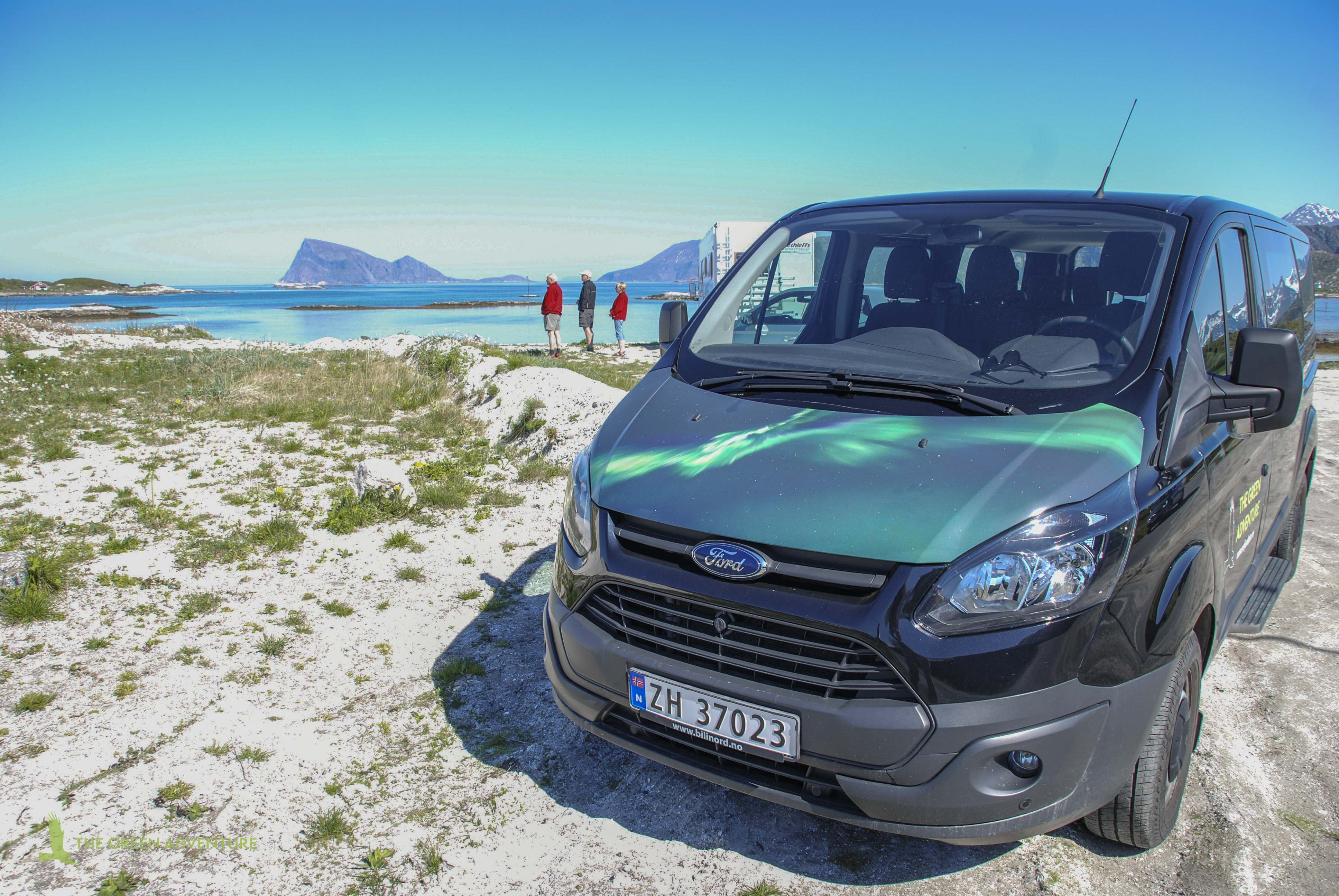 Discover the Fjords of Kvaløya by Car and Taste Local Food – The Green Adventure